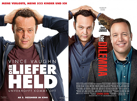 Vince Vaughn officially runs out of 'exasperated broseph' poses