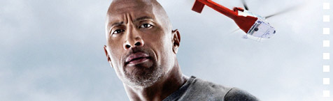 When can we stop pretending that Dwayne Johnson is an action hero?