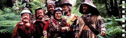 Win a Time Bandits Blu-ray encased in SOLID STEEL