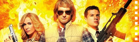 Win MacGruber on DVD