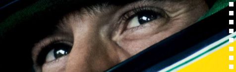 Win racing doc Senna on Blu-ray
