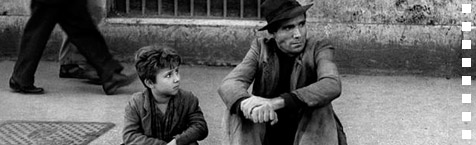 You Ain't Seen Me, Right? – Bicycle Thieves (1948)