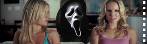 You scream, I scream, we all scream for the Scream 4 trailer