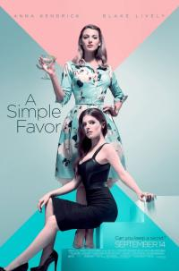 Review: A Simple Favour is a fabulous new look for Paul Feig Movie Review