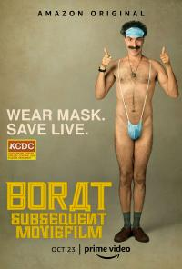 Review: Borat Subsequent Moviefilm arrives on time, but is it too little, or too much? Movie Review