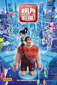 Review: Ralph Breaks The Internet, but is that what kids even want? Movie Review