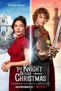 Review: The Knight Before Christmas in excuse for rambling film article Movie Review