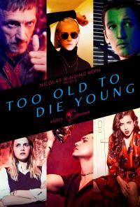 Review: Too Old To Die Young wallows in neon-soaked misery TV Review