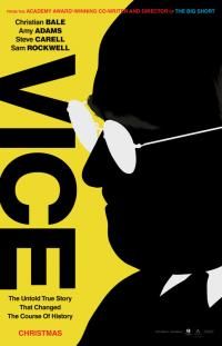 Review: Vice shows Dick Cheney as a man with few virtues and ohhh, I see what you did there Movie Review