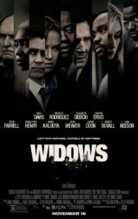 Review: Widows delivers an effective, grief-stricken social drama with thrills Movie Review