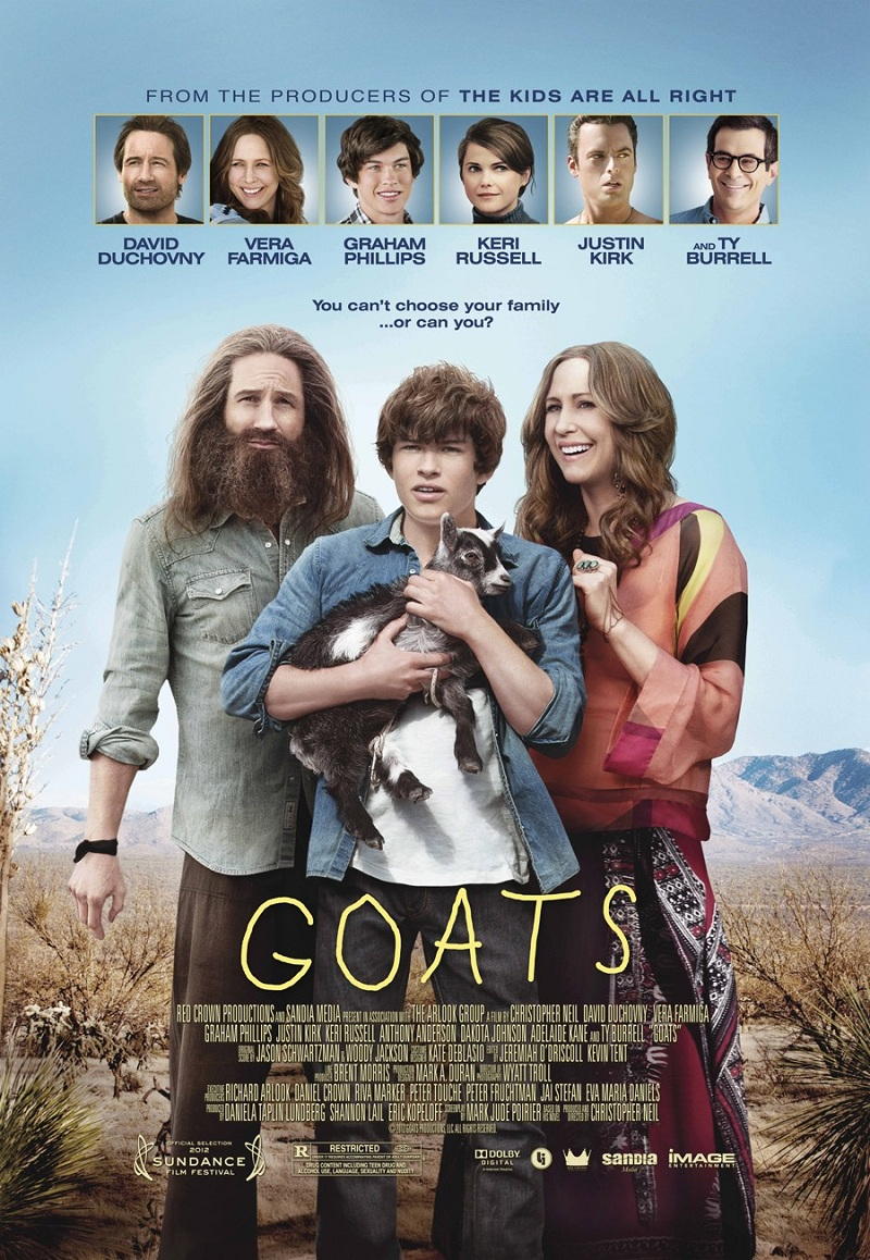 Movie Poster Round Up Goats Bears And Robot Slaves News The Circuit Extra Large Image Imp Awards Click To View Larger