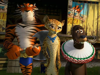Madagascar 3 Europes Most Wanted Movie Review