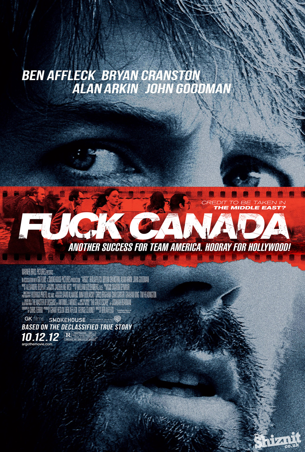 If 2013 S Oscar Nominated Movie Posters Told The Truth Movie Feature Theshiznit Co Uk