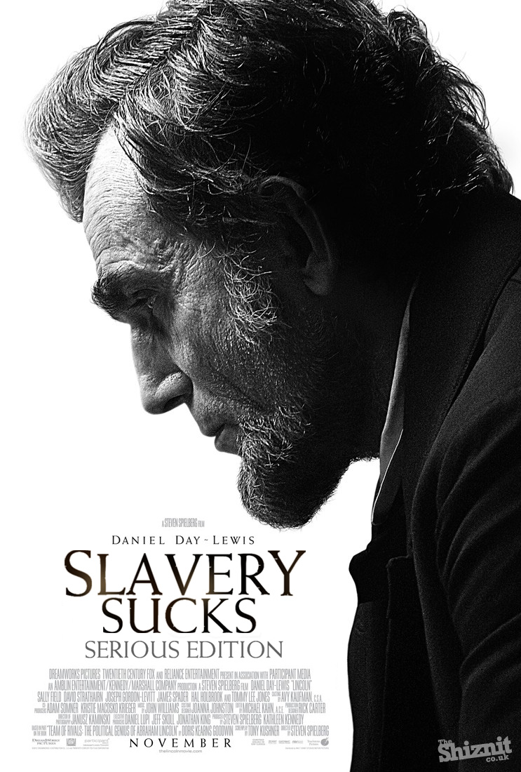 If 2013's Oscar-nominated movie posters told the truth ...