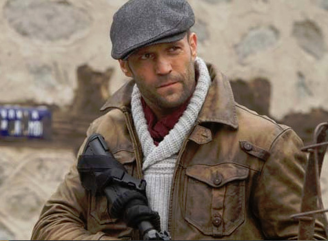 Definite Photo Gallery Of Every Hat Jason Statham Has Worn