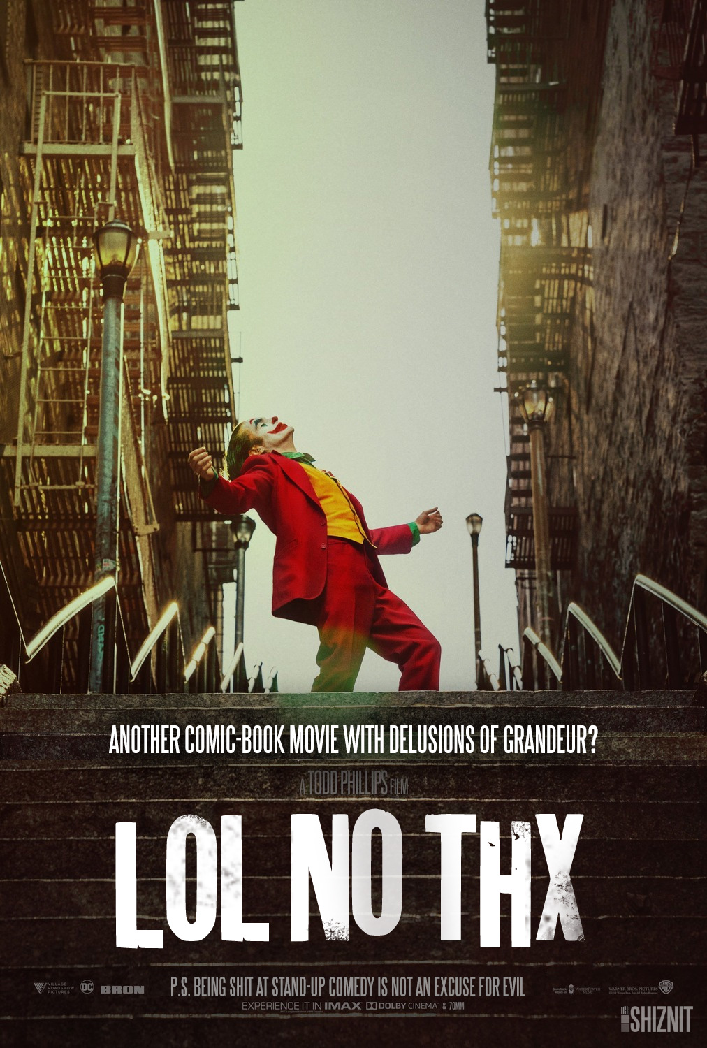 If 2020 S Oscar Nominated Movie Posters Told The Truth Movie Feature Theshiznit Co Uk