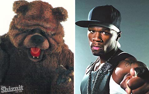 Bobo the Bear / 50 Cent
