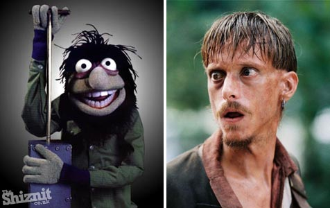 Crazy Harry / Mackenzie Crook