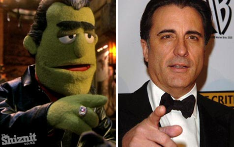 Johnny Fiama / Andy Garcia