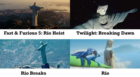 christ the redeemer 2011s favourite returning character