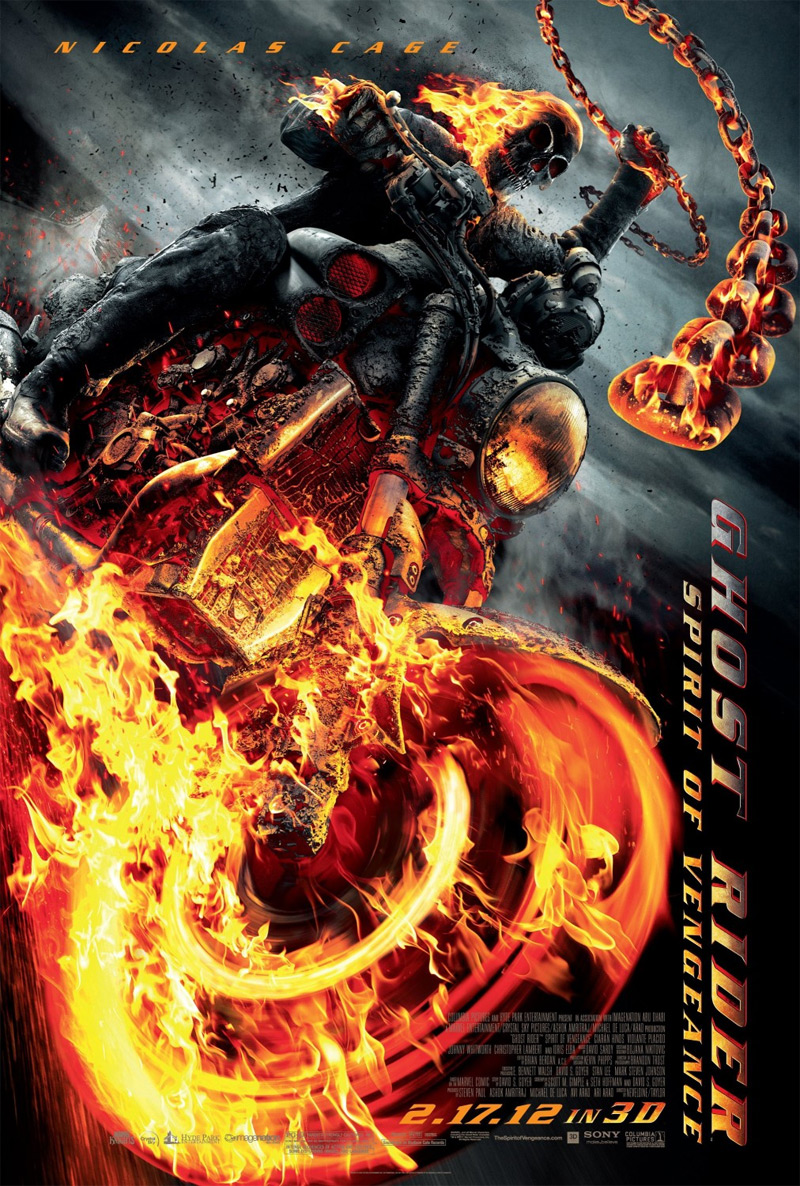 movie poster round up guardians ghost riders and guitar heroes movie news. Black Bedroom Furniture Sets. Home Design Ideas