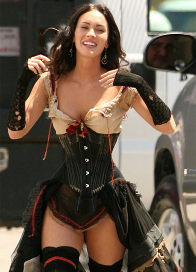 Megan Fox Out Of Transformers 3 Movie News Theshiznitcouk
