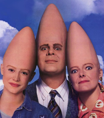 Who has cinema's biggest forehead? | Movie Feature ...