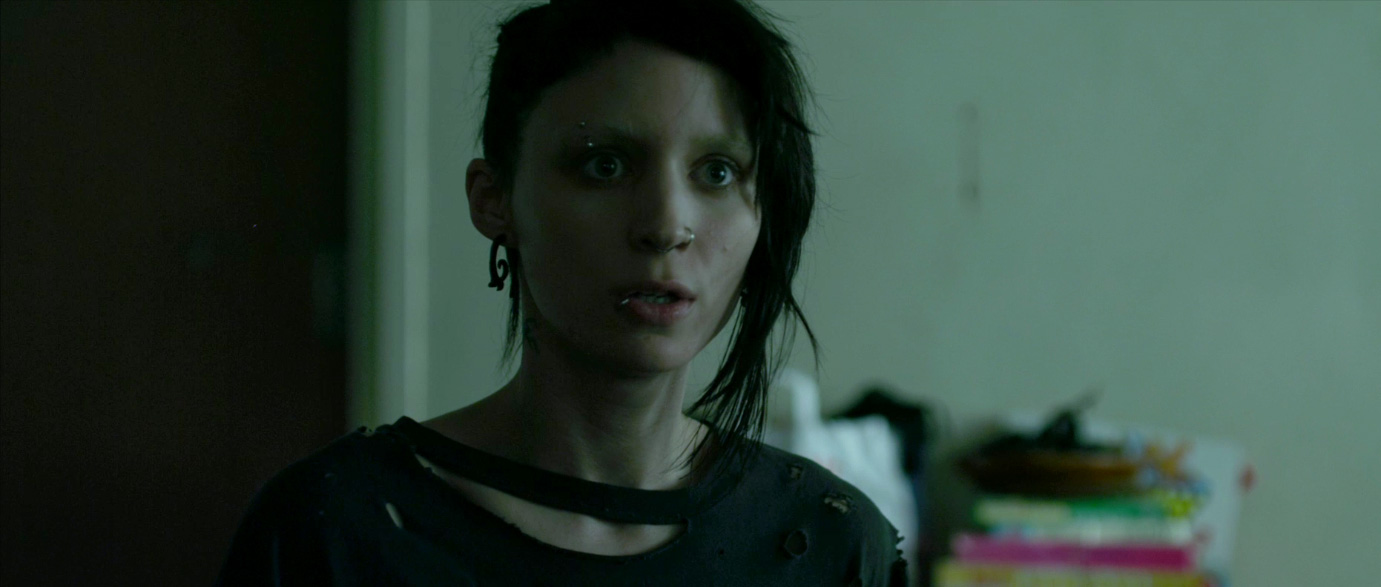 122 hd stills from the new girl with the dragon tattoo for The girl with the dragon tattoo story